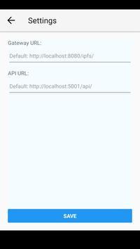 IPFS Pinner screenshot 1