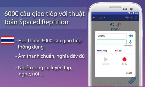 Học Tiếng Thái poster