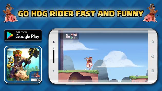 Hog Rider Game screenshot 1
