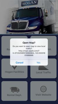 Hogan Truck Services screenshot 4