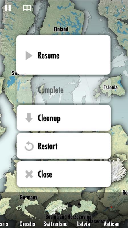 World map jigsaw puzzles descarga apk gratis puzles juego para world map jigsaw puzzles captura de pantalla de la apk gumiabroncs Images
