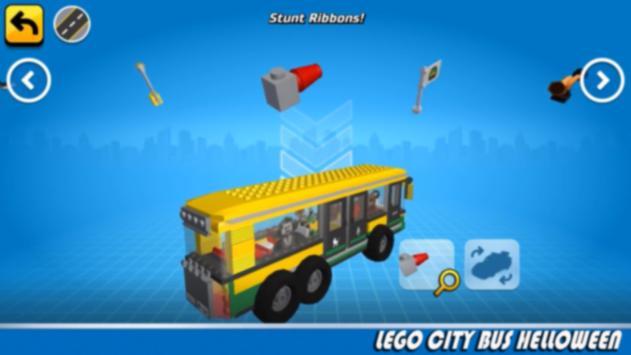Hoggin LEGO City Bus Helloween screenshot 5