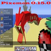 Pixelmon MOD MCPE 0.15.0 icon