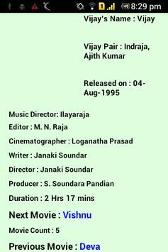 Vijay Movies apk screenshot