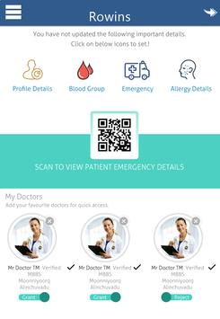 Rowins Diagnostics apk screenshot