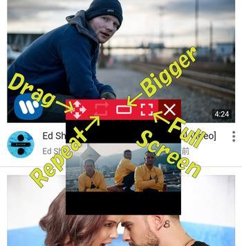 PopTube screenshot 1