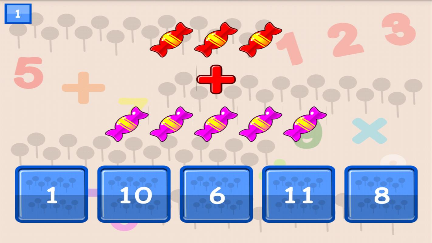 Easy Math For Kids APK Download - Free Educational GAME for Android ...
