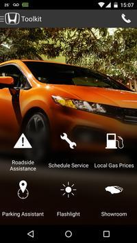 Hoehn Honda DealerApp poster