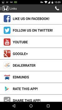 Hoehn Honda DealerApp apk screenshot