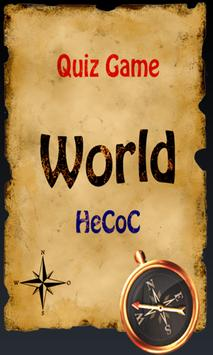 Quiz: Geo World apk screenshot