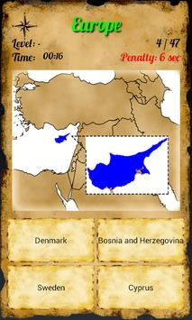 Quiz: Geo World screenshot 3