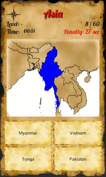 Quiz: Geo World screenshot 4