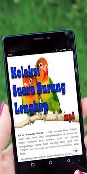 Koleksi Suara Burung Lengkap poster