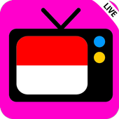 Indonesia TV Streaming icon