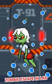 Virus Zombie Run - escape lab screenshot 1