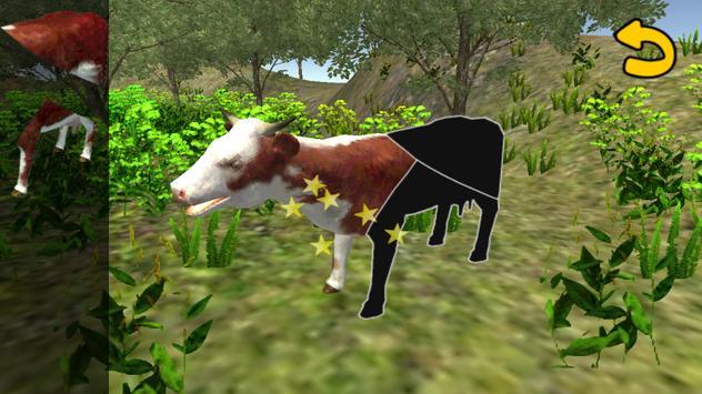 Animal Puzzle 3D screenshot 1