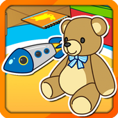 Home Peg Puzzle for Toddlers icon