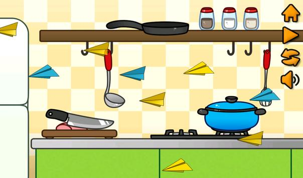 Home Peg Puzzle for Toddlers apk screenshot