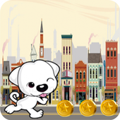Dog Swing Rope Jumper Game icon