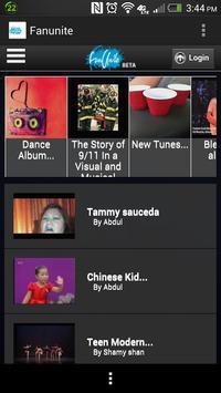 FanUnite apk screenshot
