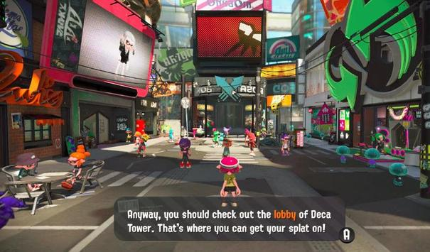 Guide for Splatoon 2 - Tips and Strategy poster