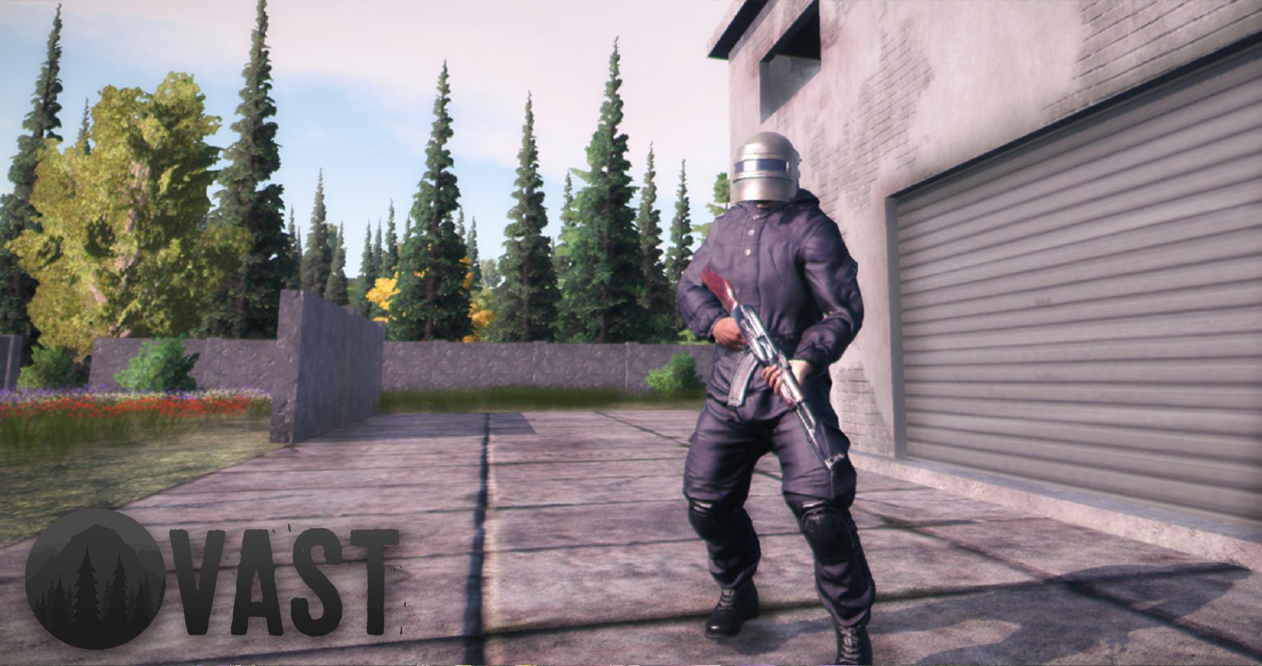 Vast Survival (Multiplayer)