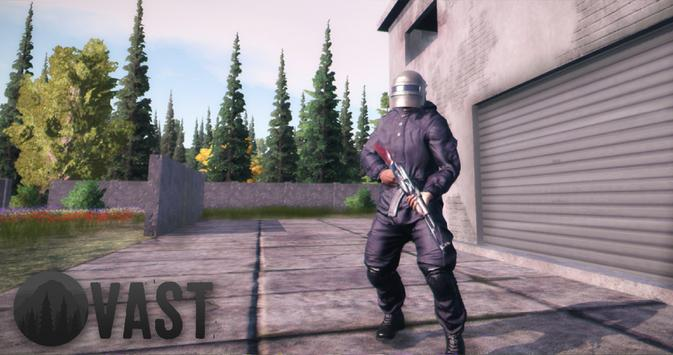 Vast Survival (Multiplayer) Open World. apk screenshot
