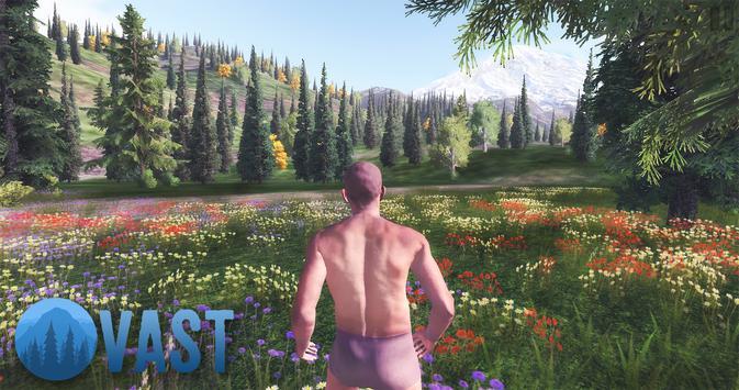 Vast Survival (Multiplayer) تصوير الشاشة 5