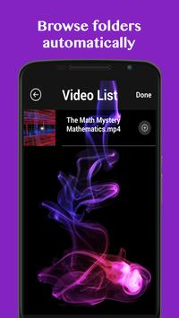 FLV HD MP4 Video Player apk screenshot