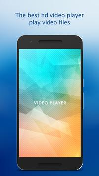 HD Movie Player 2016 poster