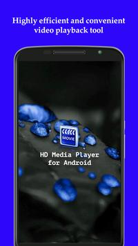 HD Media Player for Android poster