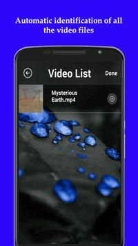 HD Media Player for Android apk screenshot