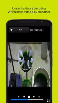 Simple Video Player Pro apk screenshot