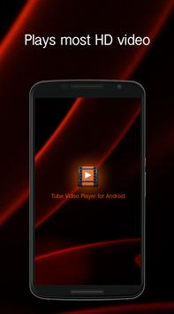 Tube Video Player for Android poster