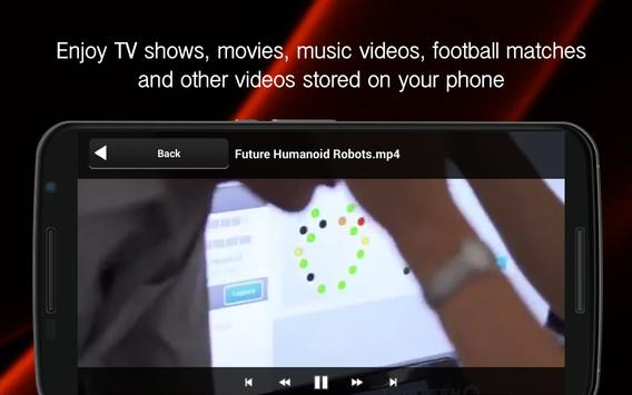 Tube Video Player for Android apk screenshot