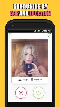 Cougar Free Milf Dating App poster
