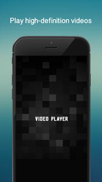 Video Player HD FLV AC3 MP4 poster