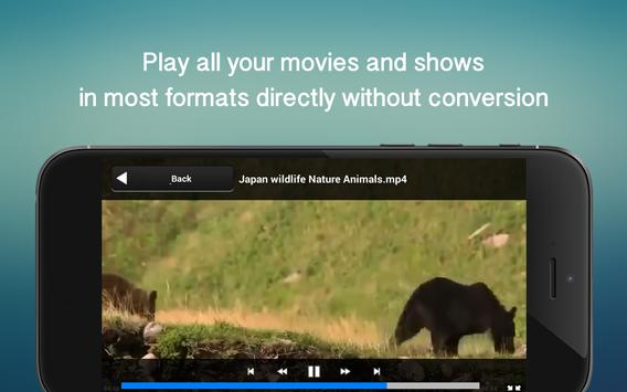 Video Player HD FLV AC3 MP4 apk screenshot
