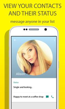 ... Adult Hookup Dating Chat App apk screenshot ...