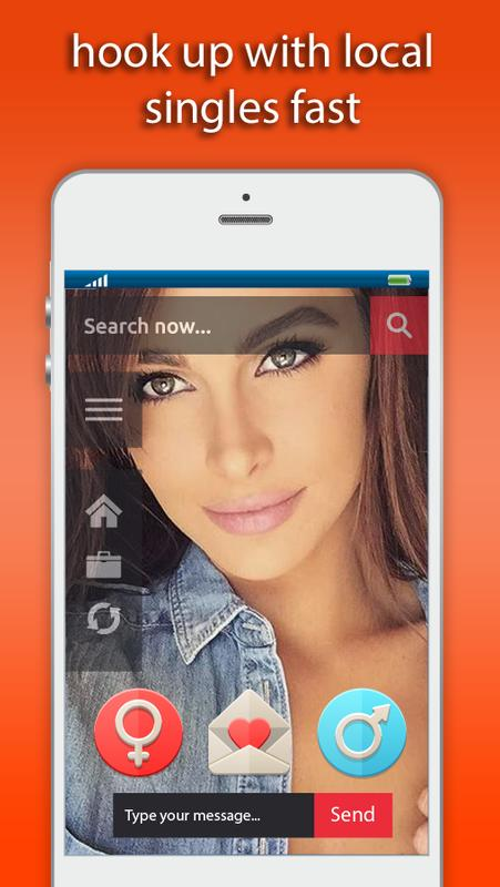 ... Hook Up App Adult Dating Free apk screenshot ...