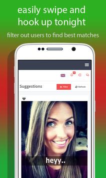 ... Hook Up Apps - Hookups Near Me apk تصوير الشاشة ...