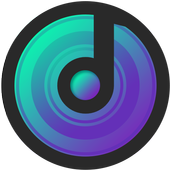 MP3 song player HD icon