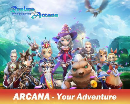 Realms Of Arcana screenshot 5