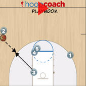 Hoop Coach Basketball Playbook icon