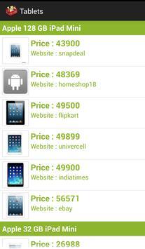 e-Smart Shopper apk screenshot