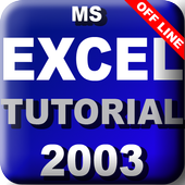 Excel 2003 Tutorial icon