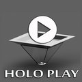Holo Play Image and Video - Hologram Projector