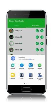 Status Downloader - Status Saver for Whatsapp screenshot 4