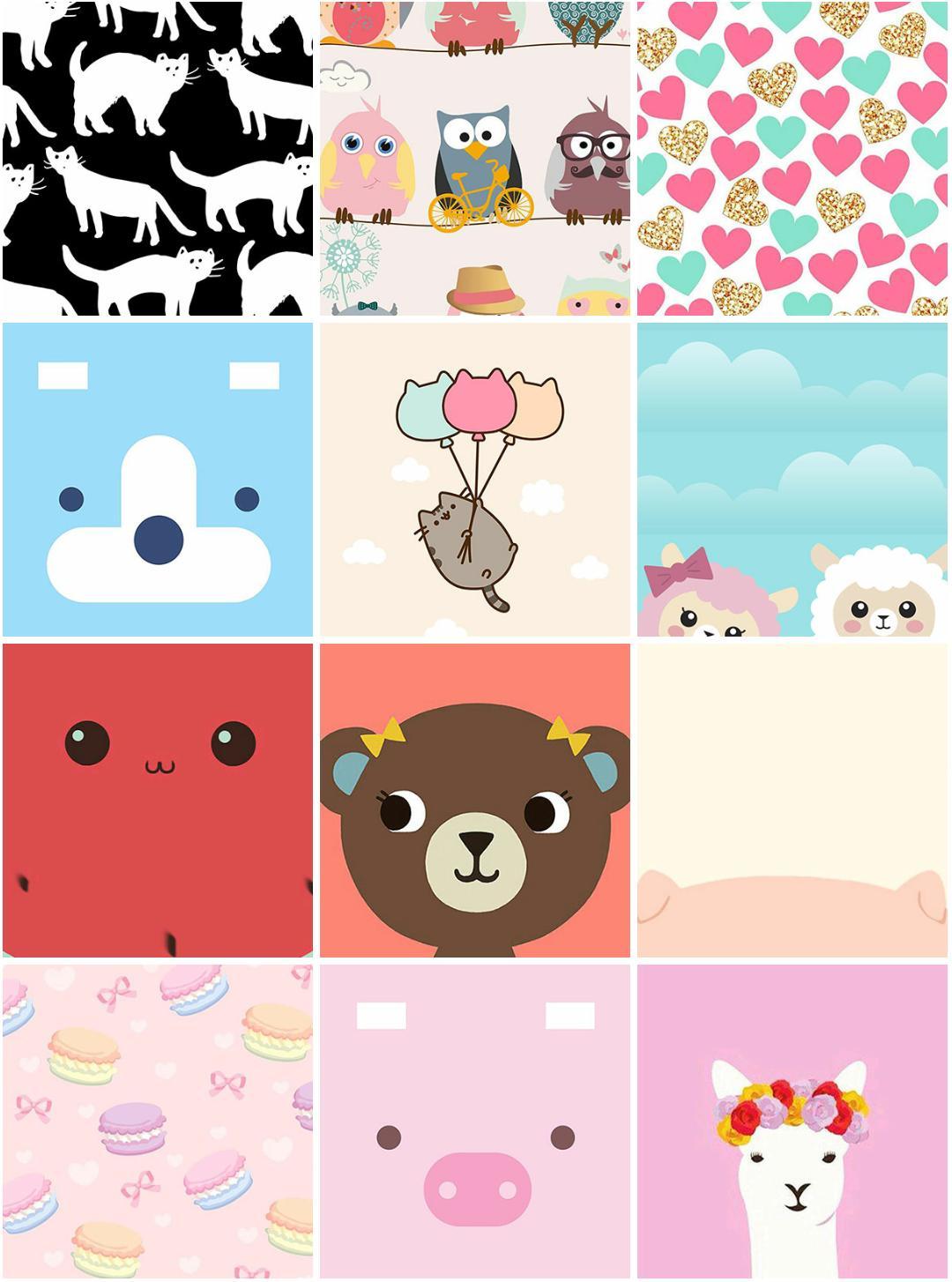 Wallpaper Lucu Dan Kawaii For Android APK Download