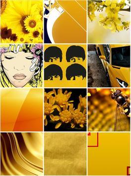 Yellow Wallpapers apk screenshot